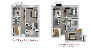 Get A Home Plan Get A Lifelike Look At Springmoor S 19 Distinct Floor Plans