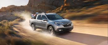 100 Honda Full Size Truck 2017 Ridgeline Cargo Capacity Spacious And Versatile