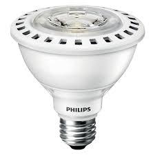 philips 75w equivalent daylight par30s flood ulw led light bulb 4