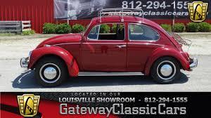 100 Vw Beetle Truck Classic Car For Sale 1968 Volkswagen In Clark County