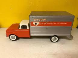 Nylint U Haul 1964 Moving Box Truck Twin I Beam Suspension Nice ...