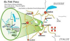 chambery chambre d hotes au petit prince chambre d hote la bridoire arrondissement de