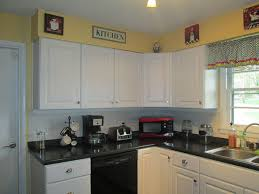 Red Is A Great Color To Use As An Accent For Fat Chef Themed Kitchen And Microwave Wonderful How Many Of Us Have Our Microwaves Sitting On