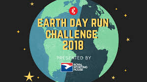 100 House Earth Day Run Challenge 2018 By Royal Sporting Spacebib