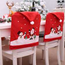 US $2.96 10% OFF Christmas Decorations Chairs Cover Santa Claus Cap Non  Woven Dinner Table Red Hat Chair Back Covers Xmas Decor For Home-in Party  DIY ... Christmas Decoration Chair Covers Ding Seat Sleapcovers Tree Home Party Decor Couch Slip Wedding Table Linens From Waxiaofeng806 542 Details About Stretch Spandex Slipcover Room Banquet Dcor Cover Universal Space Makeover 2 Pc In 2019 Garden Slipcovers Whosale Black White For Hotel Linen Sofa Seater Protector Washable Tulle Ideas Chair Ab Crew Fabric For Restaurant Usehigh Backpurple
