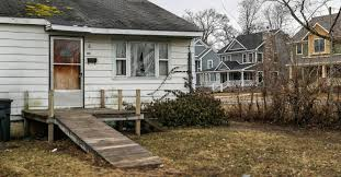 100 100 Abandoned Houses What Happened When Pete Buttigieg Tore Down In Black
