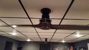 kichler 56 airplane prop ceiling fans low speed youtube