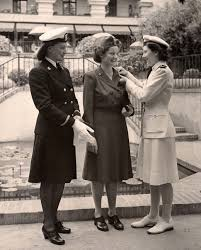 Women Of The US Navy Nurse Corps During World War II