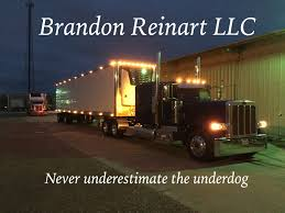Trucking | Brandon Reinart LLC