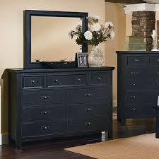 Vaughan Bassett Dresser With Mirror by Vaughan Bassett Dresser Mirrors Timber Mill Bb56 446 Mirror From