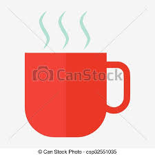 Red Coffee Cup Vectors