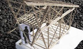 100 Ibuku IBUKU Unveils Modular Bamboo Homes For Garbage Collectors In