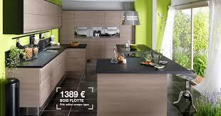 cuisine bois flotté cuisine lapeyre photo 6 20 en bois flotté prix 1389