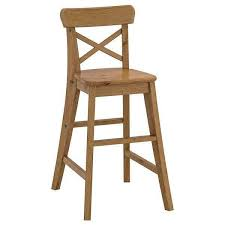 3x ikea stefan stuhl küchenstuhl massivholz braun
