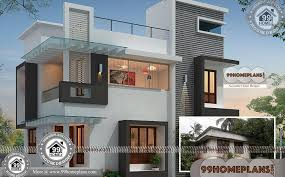 104 Contemporary House Design Plans New S 90 Two Storey Villa