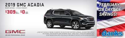 100 Lease Truck Deals Chevy Dealer NH GMC Dealer NH Banks Autos Concord NH