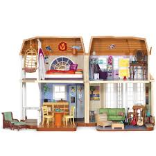 Barbie Doll House Set And Kitchen