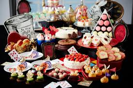 100 Alice In Wonderland Restaurant Tokyo Keio Plaza Hotel Offers In Themed Sweets