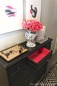 Black Dresser Pink Drawers by 16 Of The Best Paint Colors For Painting Furniture