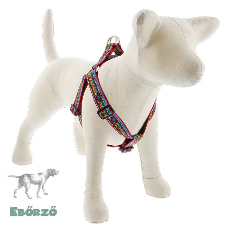 Lupine 257005 0.75 x 15-21 in. Step in Dog Harness