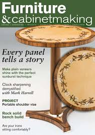 Practical Woodworking Magazine Download by Publications Selected Ct Fine Furniture By Craig Thibodeau