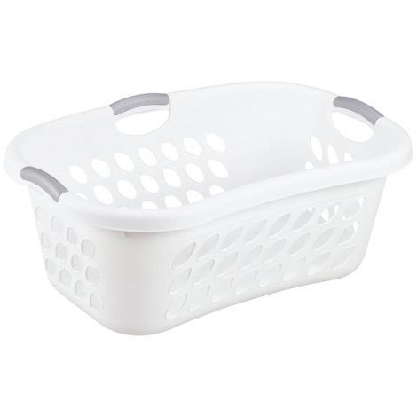 Sterilite Ultra Hiphold Laundry Basket - White