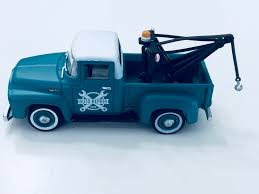100 Ford Tow Truck Greenlight 1956 F100 The HobbyDB Marketplace