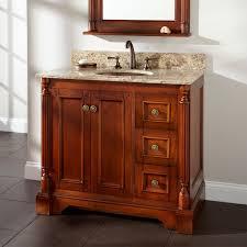 Narrow Depth Bathroom Vanity by Bathroom Cabinets Cool Rustic Small Handmade Bathroom Cabinets