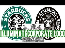 Starbucks Illuminati Occult Satanic Logo EXPOSED Corporations