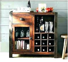 Corner Wine Cabinet Bar Racks Liquor Rack Storage Furniture Round Dining Table Ideas Houzz