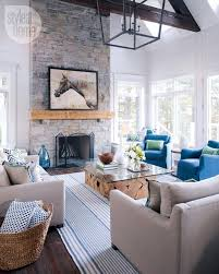 Nautical Style Living Room Furniture by Best 25 Modern Cottage Style Ideas On Pinterest Modern Cottage