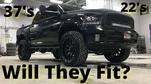 Will They Fit? 2016 Ram 1500 Sport W/ 37's On 22's | Ridetime.ca ... 35 Tires On 22 Rims Chevy Truck Forum Gmc China Hot Sales Tires 11r225 With Dot Certificate For Us Suppliers And Manufacturers At Amazoncom 20 Inch Iroc Like Wheel Rim Tire Chevy El Camino Bb Wheels Nitto Terra Grappler 2855522 124r E Series 10 12r 22512r 225 Tires12r225 Goodmaxtriangdblestaraelous Low Profile Cheap Inch For Sale Towing Tribunecarfinder Moto Metal Mo970 Rims 209 2015 Silverado 1500 Nitto Tires Toyota Tundra Oem Tss Black Suv Custom Rim Tire Packages Lewisville Autoplex Lifted Trucks View Completed Builds