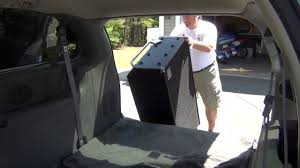 Ampeg V4 Cabinet For Bass by Tips Transporting An Ampeg 8x10 Cabinet Youtube