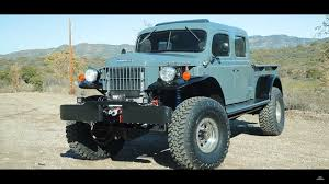 100 Big Bad Trucks This Custom 1949 Dodge Power Wagon Is And Awesome