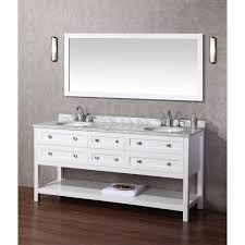 46 Inch Bathroom Vanity Without Top by 72 Inch Bathroom Vanity Single 48 Inch Antique White Crema Marfil