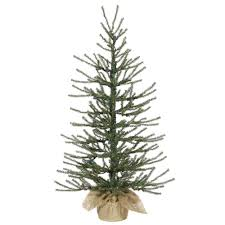 Noble Fir Unlit Artificial Christmas Tree by Artificial Christmas Trees Unlit Table Top Artificial Christmas