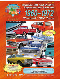 60 72 Chevy Truck Text 10.qxp Test Catalog #1ó6.0 By PStovall - 60 ...
