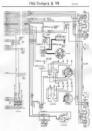 Electrical Diagrams For Chrysler Dodge And Plymouth Cars At 1973 ...