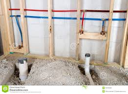 And Cold Water Pipes Photo by And Cold Running Water Plumbing Pipes Royalty Free Stock Photo