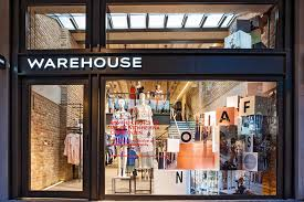 Warehouse Flagship Store By Brown Studio London