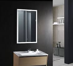 lights led lighted bathroom vanity mirrors mirror