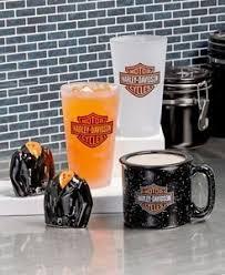 Image Is Loading Harley Davidson Tabletop Collection Serving Dining Room Kitchen