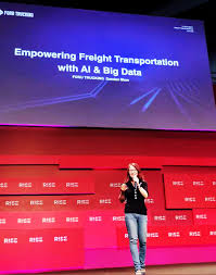100 Big Blue Trucking ForU CEO Shares How Data And AI Have