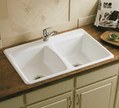 Kohler Stainless Sink Protectors by Kitchen Sinks Cool Kohler Square Sink Apron Front Cast Iron