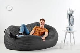Comfort Research Fuf Extra Large Bean Bag Sofa & Reviews ...