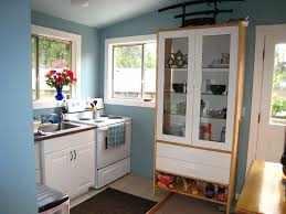White Gloss Kitchen Design Ideas by L Shaped Shabby White Honey Maple White Wooden Wall Cabinets Small