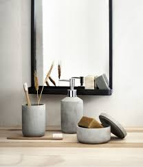 Natural Materials Like Wood And Stone Work So Well In The Bathroom Creating A Look Feel That Mimics Of Spa HM Has Made It Simple To Achieve