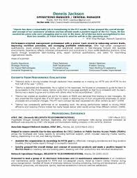 Operation Manager Resume Sample Doc Exclusive 15 Awesome Security Samples Templates