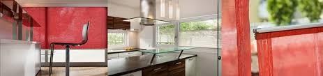 sind raffrollo plissee und rollo für die küche geeignet