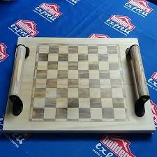 How To Make A Chess Board Pine Layout